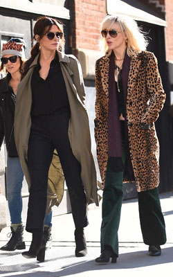 Ocean's 8 (english) - cast, music, director, release date
