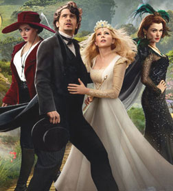 Oz The Great And Powerful (3D) (english) - cast, music, director, release date