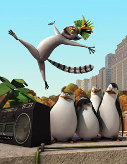 Penguins Of Madagascar (3D) (english) - cast, music, director, release date