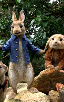 Peter Rabbit (english) - show timings, theatres list