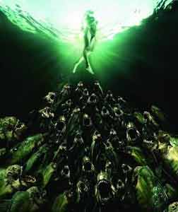 Piranha 3DD (3D) (english) - cast, music, director, release date