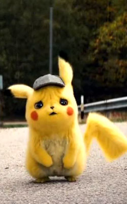 Pokemon Detective Pikachu (english) reviews