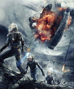 Prometheus (3D) (english) reviews