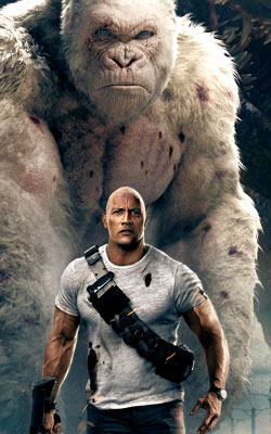 Rampage (english) - cast, music, director, release date