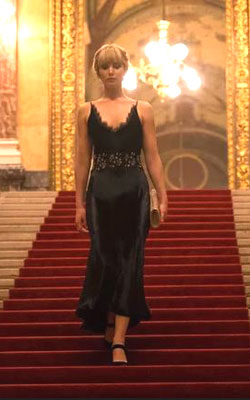 Red Sparrow (english) - cast, music, director, release date
