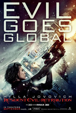 Resident Evil: Retribution (Telugu) (english) - cast, music, director, release date