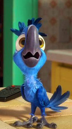 Rio 2 (3D) (english) - show timings, theatres list