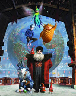 Rise Of The Guardians (3D) (english) - cast, music, director, release date