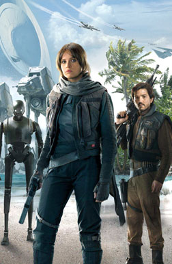 Rogue One: A Star Wars Story (english) reviews