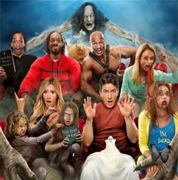 Scary Movie 5 (english) - cast, music, director, release date