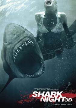Shark Night (3D) (english) reviews