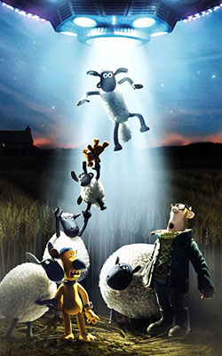 Shaun the Sheep Movie: Farmageddon (english) - show timings, theatres list