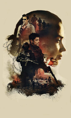 Sicario (english) - cast, music, director, release date
