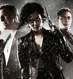 Sin City: A Dame To Kill For (3D) (english) - cast, music, director, release date