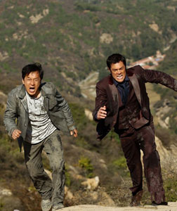 Skiptrace (english) - cast, music, director, release date