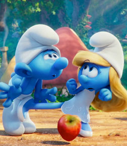 Smurfs: The Lost Village (english) reviews