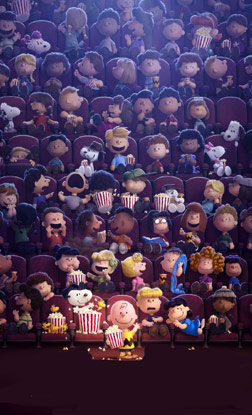 Snoopy and Charlie Brown: The Peanuts Movie (3D) (english) - cast, music, director, release date
