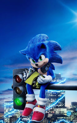 Sonic The Hedgehog (english) - show timings, theatres list