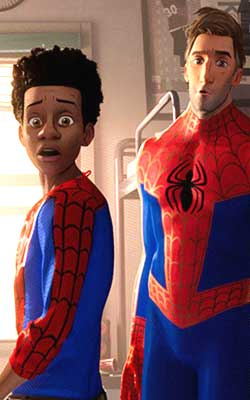 Spider-Man: Into The Spider-Verse (english) - show timings, theatres list