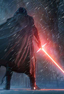 Star Wars: The Force Awakens (english) - cast, music, director, release date