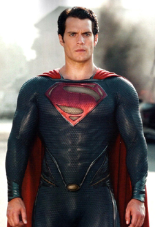 Superman 6 - Man Of Steel (3D) (english) - cast, music, director, release date