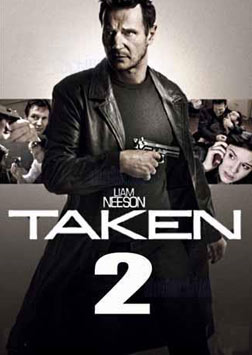 Taken 2 (english) - cast, music, director, release date