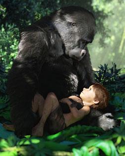 Tarzan 3D (2014) (english) - cast, music, director, release date