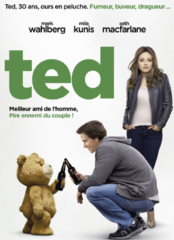 Ted (english) - cast, music, director, release date