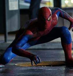 The Amazing Spiderman (3D) (english) reviews