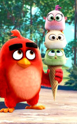 The Angry Birds Movie 2 (english) - show timings, theatres list