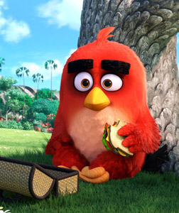 The Angry Birds Movie (english) - cast, music, director, release date