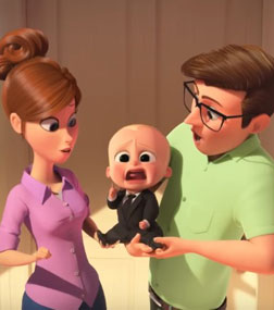 The Boss Baby (3D) (english) - cast, music, director, release date
