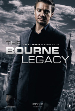 The Bourne Legacy (english) - cast, music, director, release date