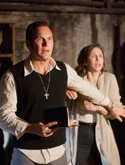 The Conjuring (english) - cast, music, director, release date