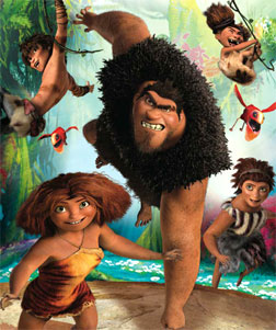 The Croods (english) - cast, music, director, release date