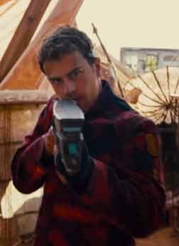 The Divergent Series: Allegiant (english) - cast, music, director, release date