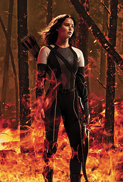 The Hunger Games: Catching Fire (Hindi) (hindi) - cast, music, director, release date