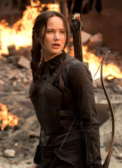 The Hunger Games: Mockingjay Part I (english) - cast, music, director, release date