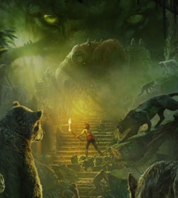 The Jungle Book (3D) (english) - cast, music, director, release date