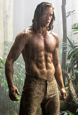 The Legend of Tarzan (3D) (english) - cast, music, director, release date