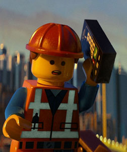 The Lego Movie (3D) (english) - cast, music, director, release date