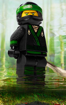 The Lego Ninjago Movie (english) - cast, music, director, release date