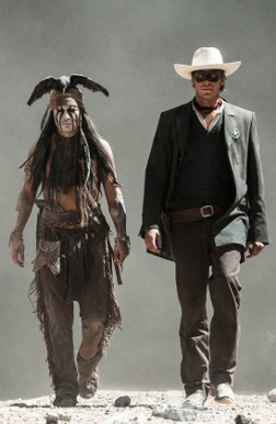 The Lone Ranger (english) reviews