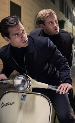 The Man From U.N.C.L.E (english) - cast, music, director, release date