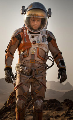 The Martian (english) - cast, music, director, release date