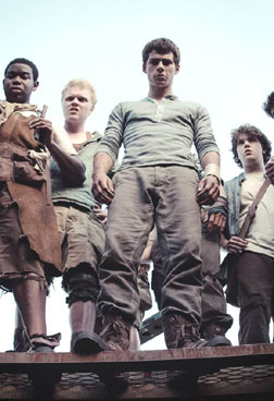 The Maze Runner (english) - cast, music, director, release date
