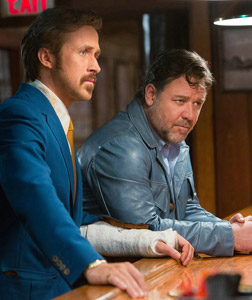 The Nice Guys (english) - cast, music, director, release date