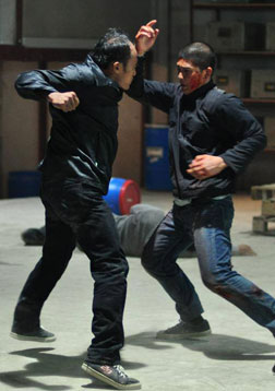 The Raid 2 (english) - cast, music, director, release date