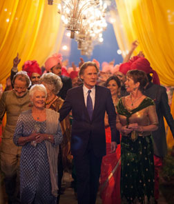 The Second Best Exotic Marigold Hotel (english) - cast, music, director, release date