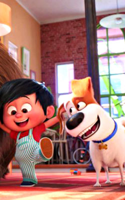 The Secret Life Of Pets 2 (english) - cast, music, director, release date